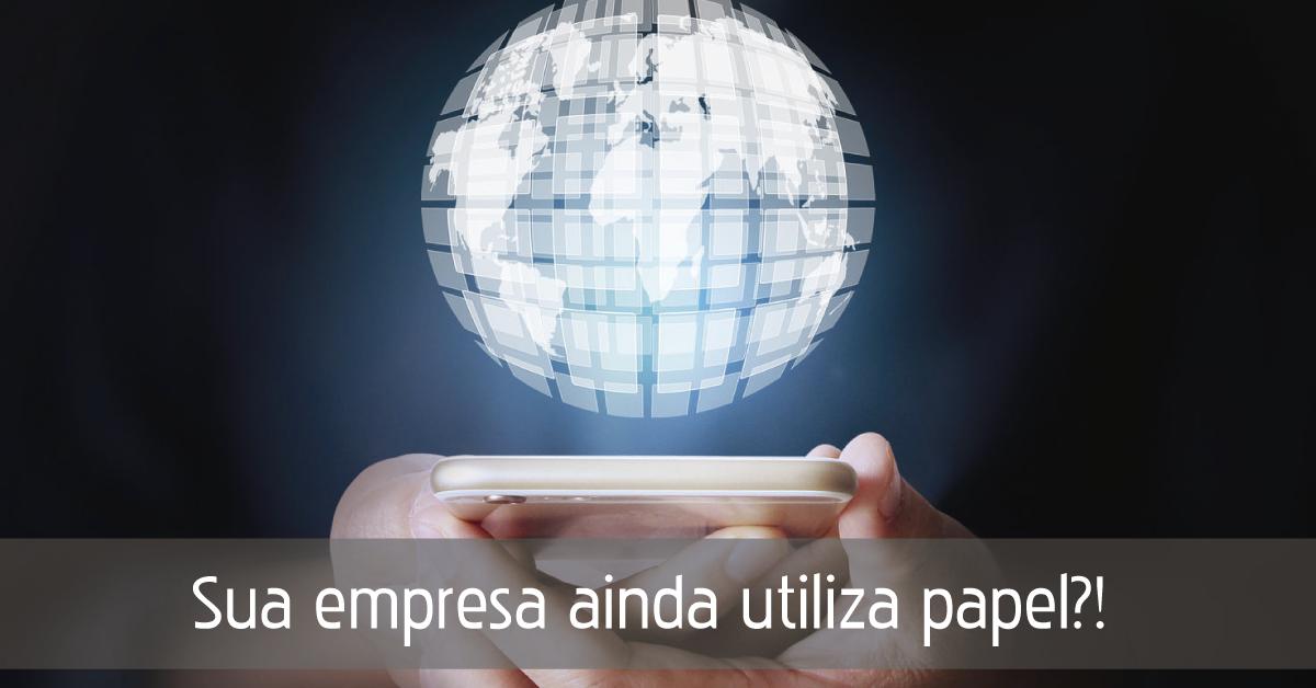 Sua Empresa está preparada para o mundo online?