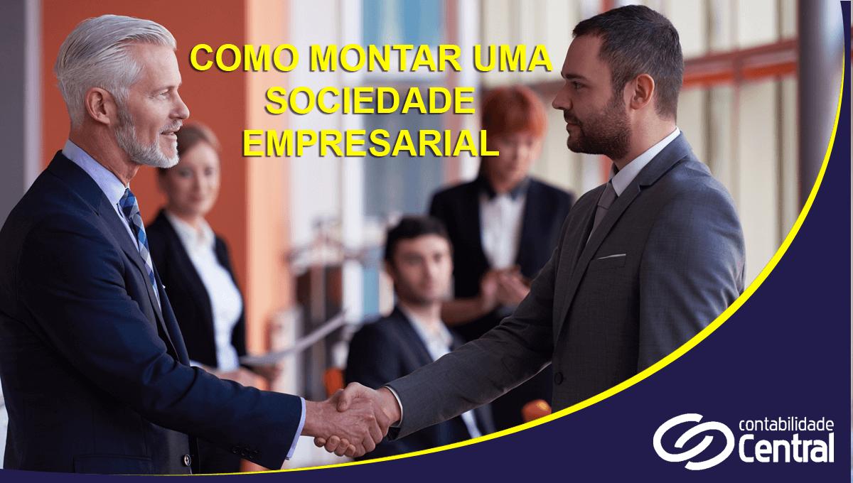 Como Montar uma Sociedade Empresarial no Paraná