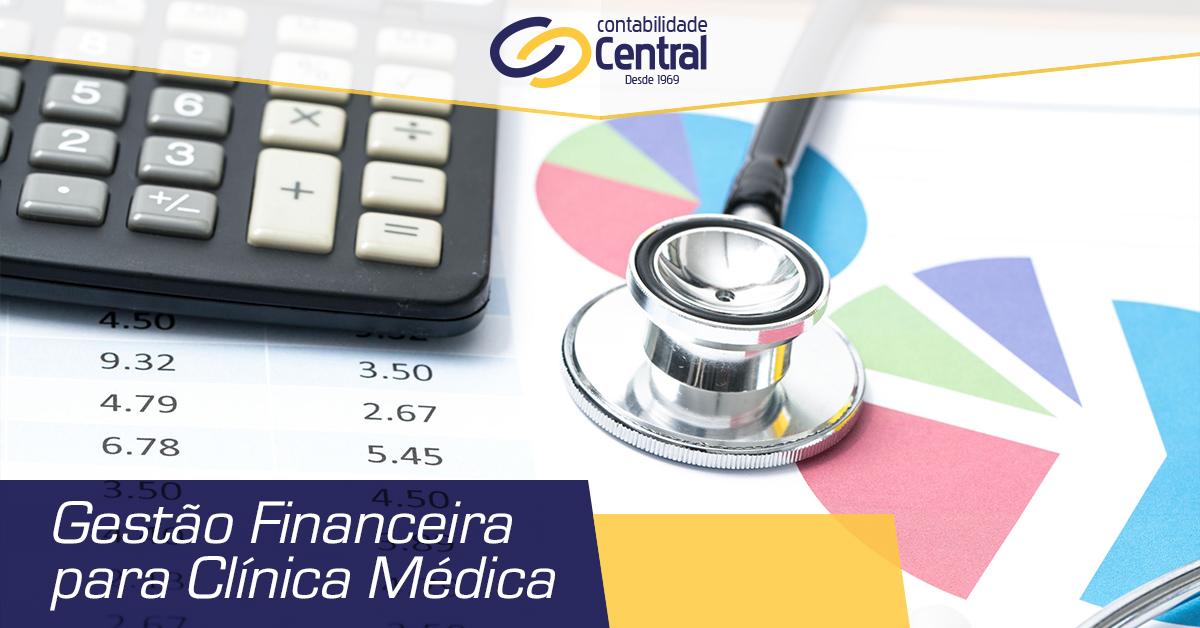 Gestão Financeira para Clínica Médica